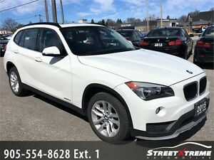 2015 BMW X1 xDrive28i |NAVI|PARKING SENSORS|SUNROOF|HEATED SEATS