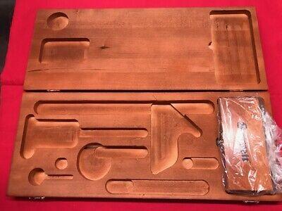 Starrett S907zz Case Only For S907z Tool Set In Stock
