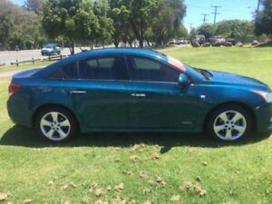 2012 Holden Cruze JH MY13 SRi V 6 Speed Automatic Hatchback Clontarf Redcliffe Area Preview