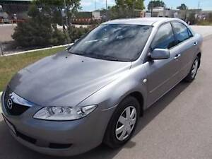 2005 Mazda Mazda6 ! Mount Louisa Townsville City Preview