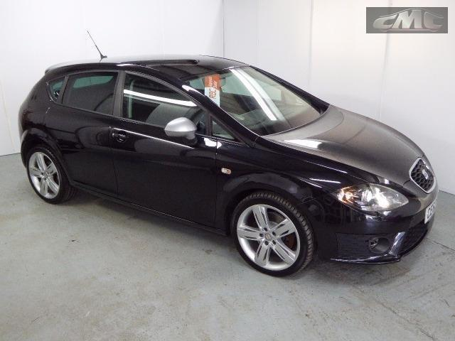 seat leon cr tdi fr plus black manual diesel 2012 in penylan cardiff gumtree. Black Bedroom Furniture Sets. Home Design Ideas