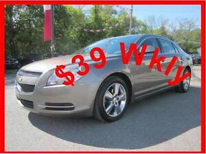 2011 Chevrolet Malibu *** Pay Only $39.99 Weekly OAC ***