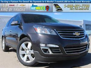 2014 Chevrolet Traverse LTZ One Owner | AWD | PST Paid