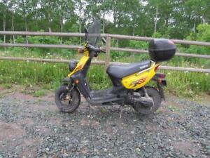 2009 Yamaha  BWS 50 cc