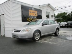 2010 Chevrolet Cobalt SEDAN 5 SPEED 2.2 L