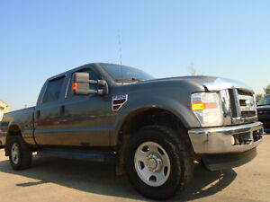 2008 Ford F-350SD-SRW- XLT-CREWCAB-4X4-6.4L V8 Twin Turbo DIESEL