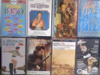 HITS OF 1959, JIM REEVES, NASHVILLE CATS, 1980S HOT HITS, J WILLIAMS, MOZART, VERDI + CASSETTE TAPES
