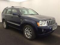 2007 JEEP GRAND CHEROKEE 3.0 CRD Overland Auto Diesel Service History