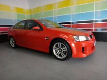 2006 Holden Commodore VE SV6 Orange 5 Speed Automatic Sedan Wangara Wanneroo Area Preview