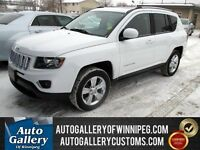 2015 Jeep Compass 4x4 *Leather/Sunroof