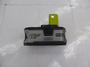 Ryobi Battery - 5.0 Ah - 18v ONE    **WHAT A DEAL**