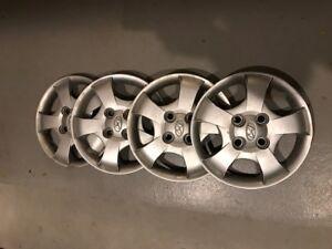 Caps de roue pour Hyundai