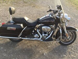 FOR QUICK SALE 2009 HD ROAD KING