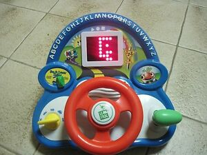 Leap Frog See and Learn Driver toy