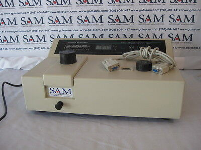 Uv-vis Spectrophotometer Unico Model 1200 325-1000 Range