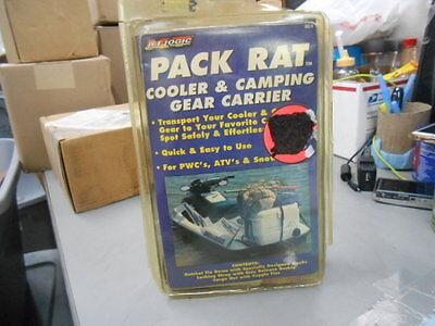 NOS Jet Logic Pack Rat Cooler & Camping Gear Carrier Watercraft ATV'S Snowmobile