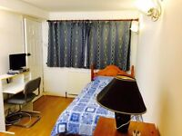 Easy access to Brentford! Lovely Bedsit with All Bills Included,Available Now & furnished