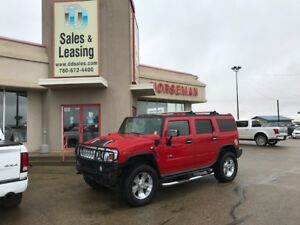 2004 HUMMER H2 Luxury Sunroof/DVD $16987