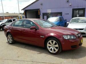 2007 Holden Commodore VE Lumina Burgundy 4 Speed Automatic Sedan North St Marys Penrith Area Preview