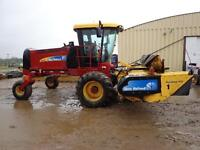 New Holland H8080 with 419 Durabine