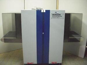 HEIMAN HI SCAN 755 Système d'inspection à rayon X *AEVOS*