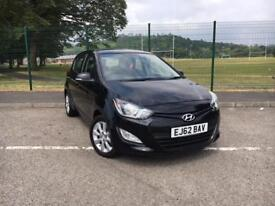 Hyundai i20 1.2 2012 Active 5 DOOR 2012 62 *ONLY £30 A YEAR TAX, LOW MILES*