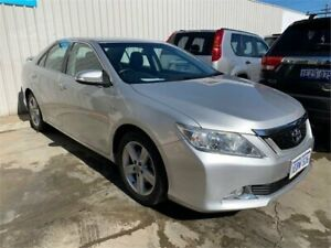 2012 Toyota Aurion GSV40R 09 Upgrade Touring SE Silver 6 Speed Auto Sequential Sedan Mount Hawthorn Vincent Area Preview