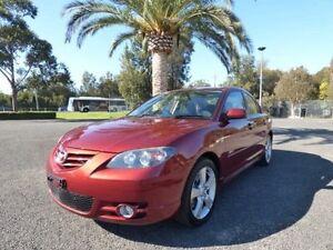 2005 Mazda 3 BK1031 SP23 Copper 5 Speed Manual Sedan Cabramatta Fairfield Area Preview