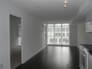 Spacious Downtown 1 + 1 - Den Can be used as 2nd Bedroom!!!