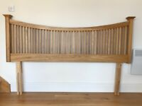 Oak Headboard for Super King Size 6ft Bed