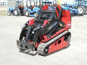 Toro Dingo TX1000 Compact Track Loader - 24.9 HP, 3,071lbs lift