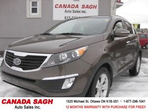 2011 Kia Sportage, BTOOTH, 116K, 12 M WRTY+SAFETY $9490