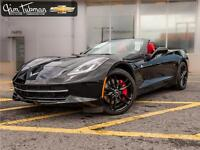 2015 CHEVROLET CORVETTE Z51 2LT ***BRAND NEW!!!***
