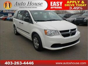 2012 DODGE GRAND CARAVAN 90 DAYS NO PAYMENT!