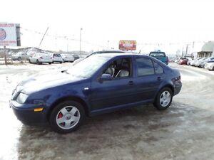 2001 Volkswagen JETTA GLS For Sale Edmonton