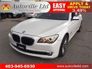 2010 BMW 750i xDrive AWD NAVIGATION BACKUP CAMERA