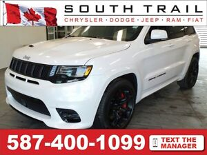 2017 Jeep Grand Cherokee SRT CONTACT CHRIS FOR INFO/PICTURES!