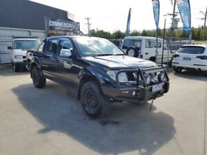 2008 Nissan Navara D40 ST-X (4x4) 5 Speed Automatic Dual Cab Pick-up Lilydale Yarra Ranges Preview