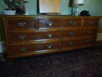 Charles Barr Bedroom chest of drawers