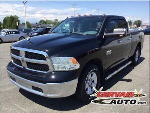 Ram 1500 SLT V6 4x4 MAGS Volant Chauffant Marche Pieds 2014