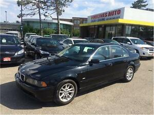 2002 BMW 5 Series 530iA, NO ACCIDENTS