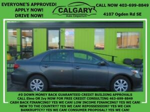 2013 Toyota Corolla CE*$99 DOWN EVERYONE APPROVED*