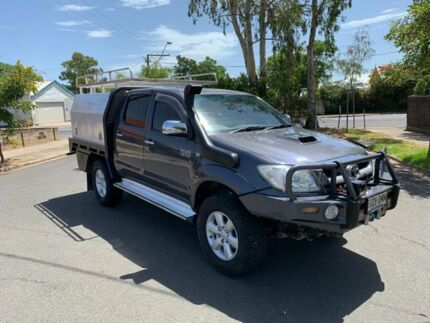 2011 Toyota Hilux KUN26R MY12 SR5 Double Cab 4 Speed Automatic Utility Thebarton West Torrens Area Preview