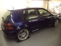 Volkswagen Golf 2.8 V6 4MOTION 5dr
