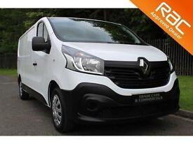 2014 64 RENAULT TRAFIC 1.6 LL29 BUSINESS DCI S/R P/V 1D 115 BHP DIESEL