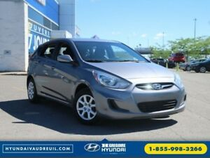 2014 Hyundai Accent L Porte.Elec MP3/AUX Bas.KMS FIABLE