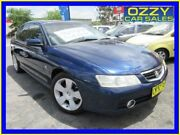 2004 Holden Berlina VY II Blue 4 Speed Automatic Sedan Minto Campbelltown Area Preview