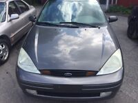 Ford Focus 2002 Hatchback Automatic