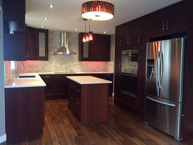 Affordable Calgary Ikea Kitchen Cabinet Installation
