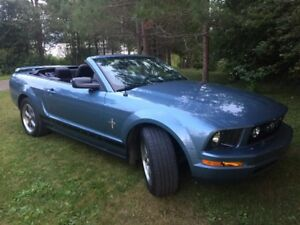 2006 Ford Mustang Base Convertible